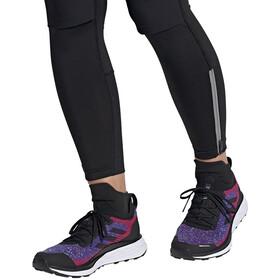 adidas TERREX Two Parley Trail Running Shoes Women scarlet/core black/hazy sky